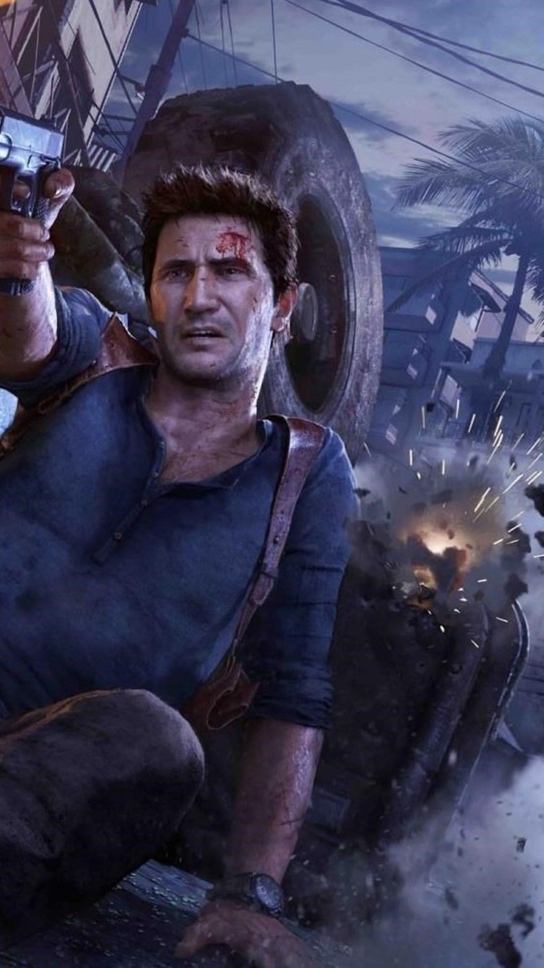 Uncharted 4 Iphone Wallpaper Hupages Download Iphone Wallpapers Uncharted Wallpaper Iphone Wallpaper