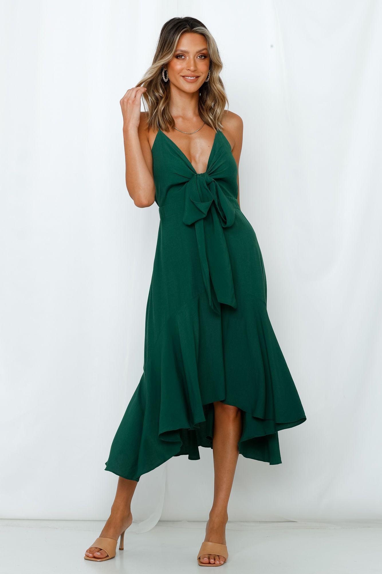Time For Some Wine Midi Dress Emerald Wine Midi Dress Flowy Midi Dress Dresses [ 2002 x 1334 Pixel ]