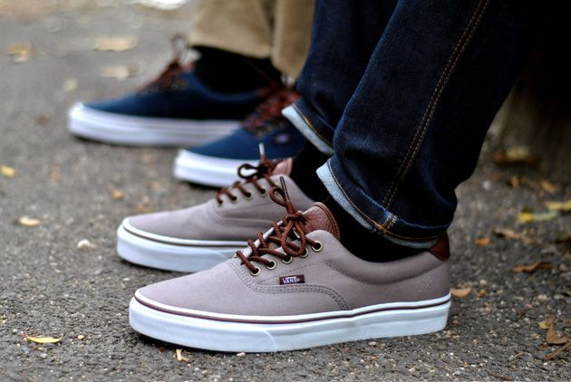 Vans Era 59 Canvas & Leather Disponibles - Sneakers.fr ...
