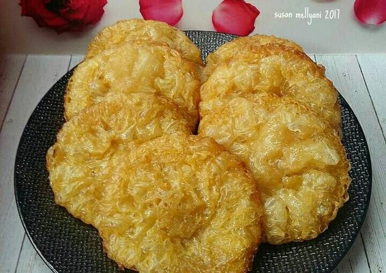 Resep Kue Cucur Gula Merah Oleh Susan Mellyani Resep Kue Gula Resep