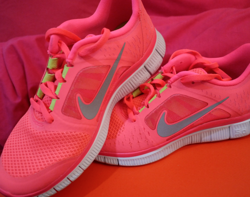My new babies. Nike Shoes ...