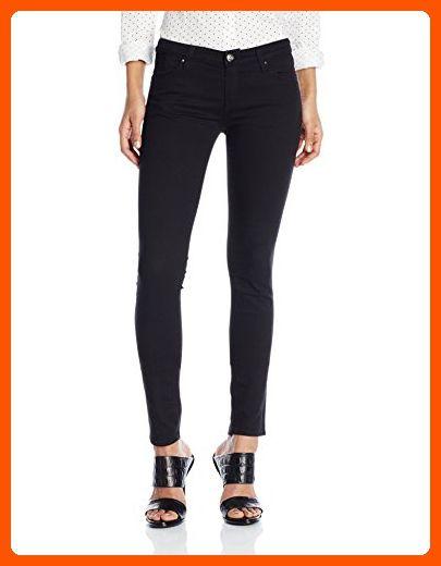 Armani Jeans Women s Super Skinny Low Rise Stretch Denim, Black, 29 - All  about 39da2aa88a6