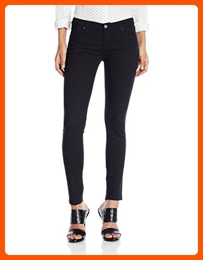 Armani Jeans Women s Super Skinny Low Rise Stretch Denim, Black, 29 - All  about 816ea956845