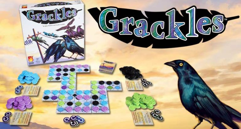 Grackles flying to a store near you grackle fireside games