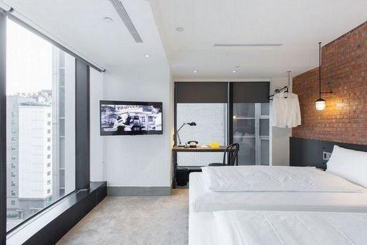 在台灣體驗紐約品味!「CHECK inn」雀客旅館打造美式LOFT風格