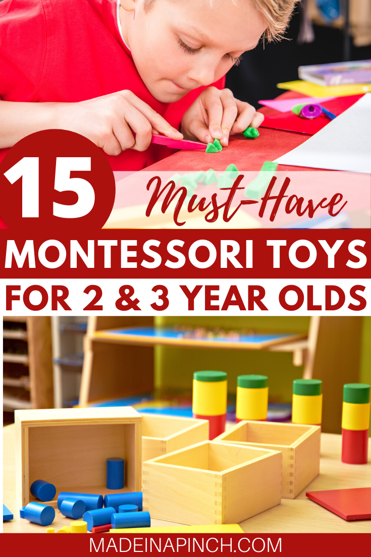 Top 15 Must-Have Montessori Toys For 2 Year Olds - Made In ...