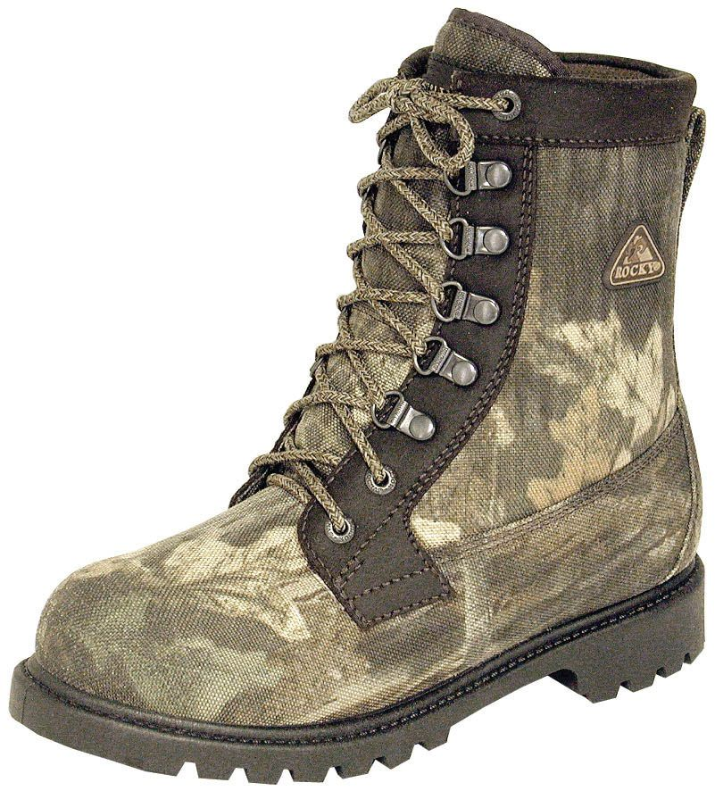 Rocky Youth' Bearclaw Classic Waterproof Boot Outdoor