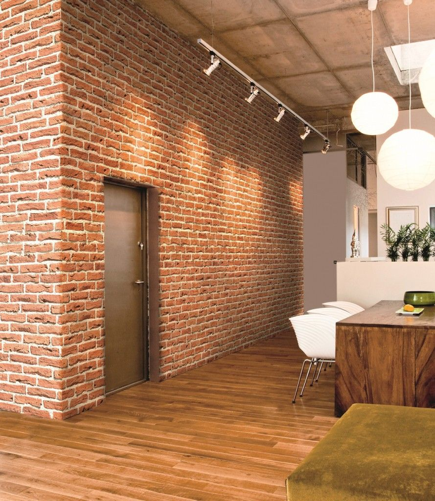 Briquette De Parement Interieur briquette murale intérieur