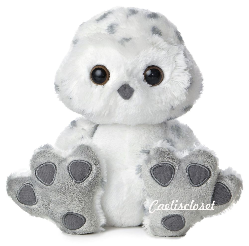 4a275528523 Aurora Hummer SNOWY OWL Taddle Toes 10