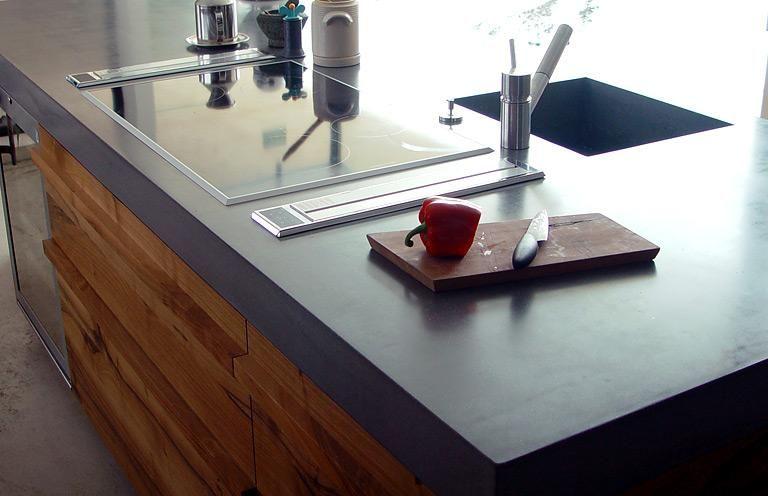 Arbeitsplatte für die Küche - küchenarbeitsplatte aus granit