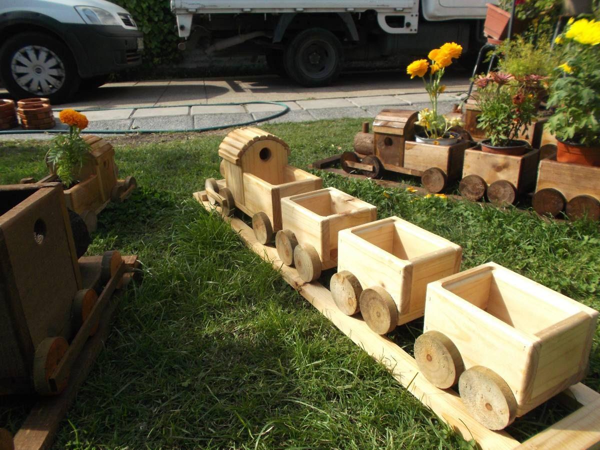 Maceteros de madera buscar con google jardineras for Maceteros de madera para interior