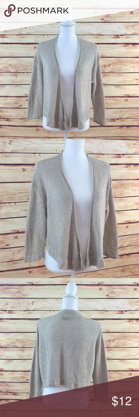 Bundle 6 for $25 • Tan Shrug Cardigan Sweater 🔹BUNDLE any 👉🏻 6 ...