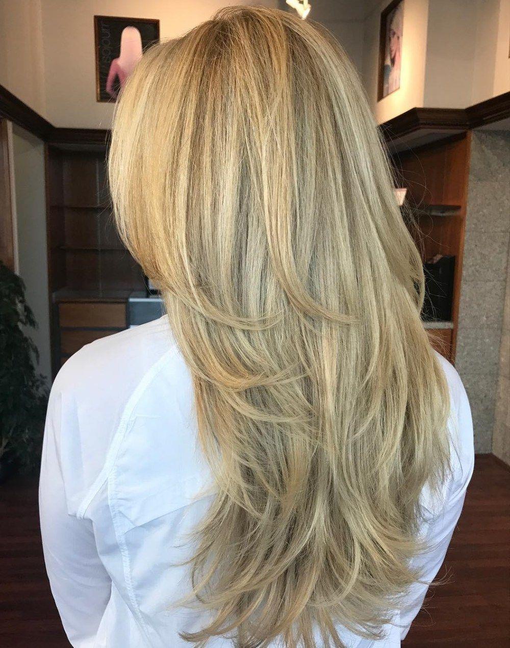 cute layered hairstyles and cuts for long hair cute haircuts