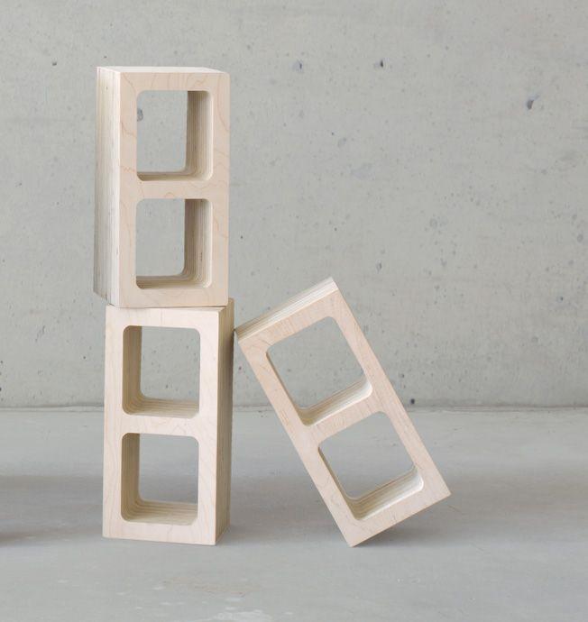 wooden bessa blocks