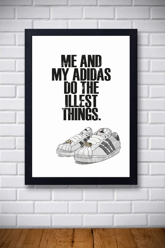 quotes about adidas shoes