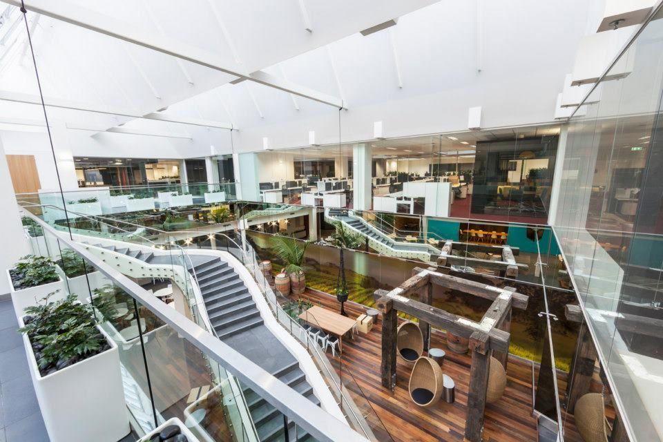 space furniture melbourne. Treasury Wine Estates Offices | V Arc Melbourne, Australia · Interior WorkSpace FurnitureOffice Space Furniture Melbourne