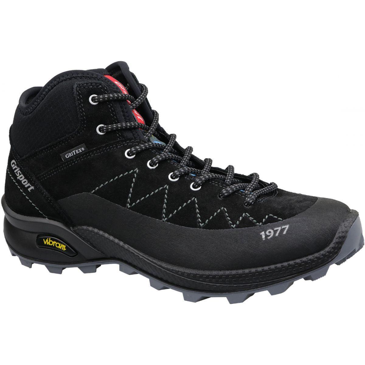 Buty Grisport 470 Nero Vesuvio M 13143v14g Czarne Black Shoes Black Sports Shoes Shoes