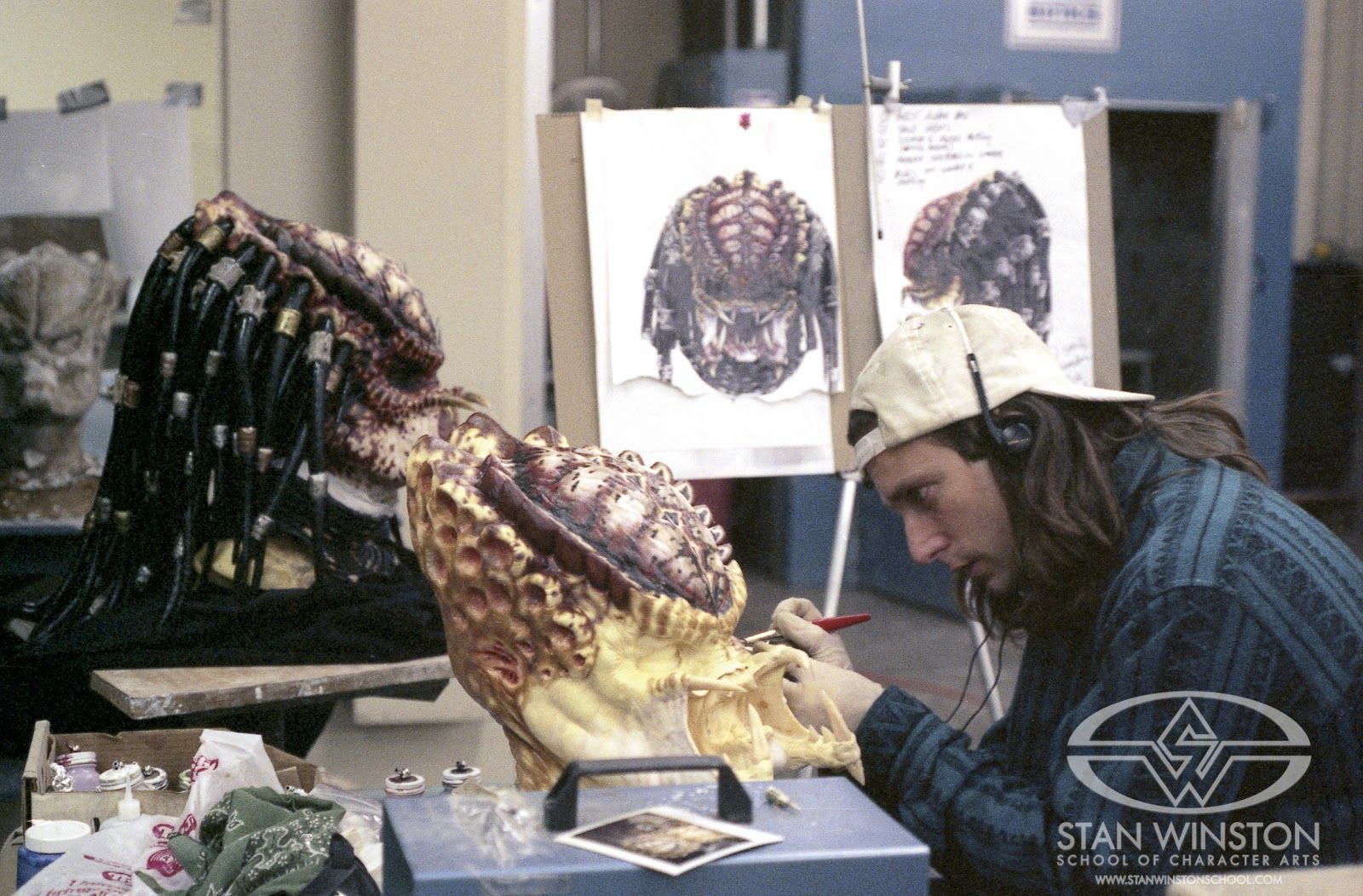 stan winston school instagram
