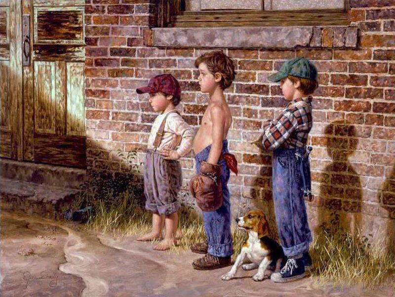Картинки где мальчики
