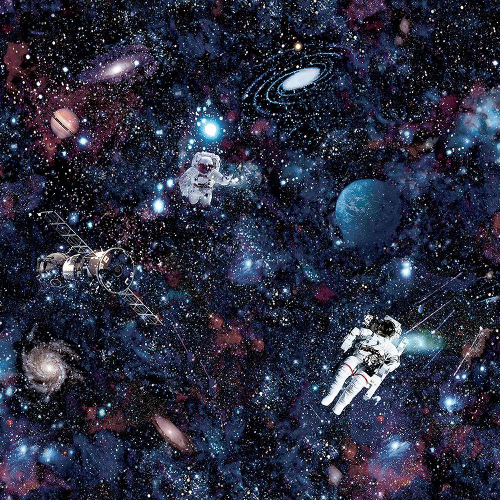 Intergalactic by Albany Multi Wallpaper 12500