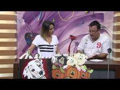 ▶ 18/09/2013 Mulher.com -Técnica de esponjado - Márcio Garcia (Bloco 1/2) - YouTube