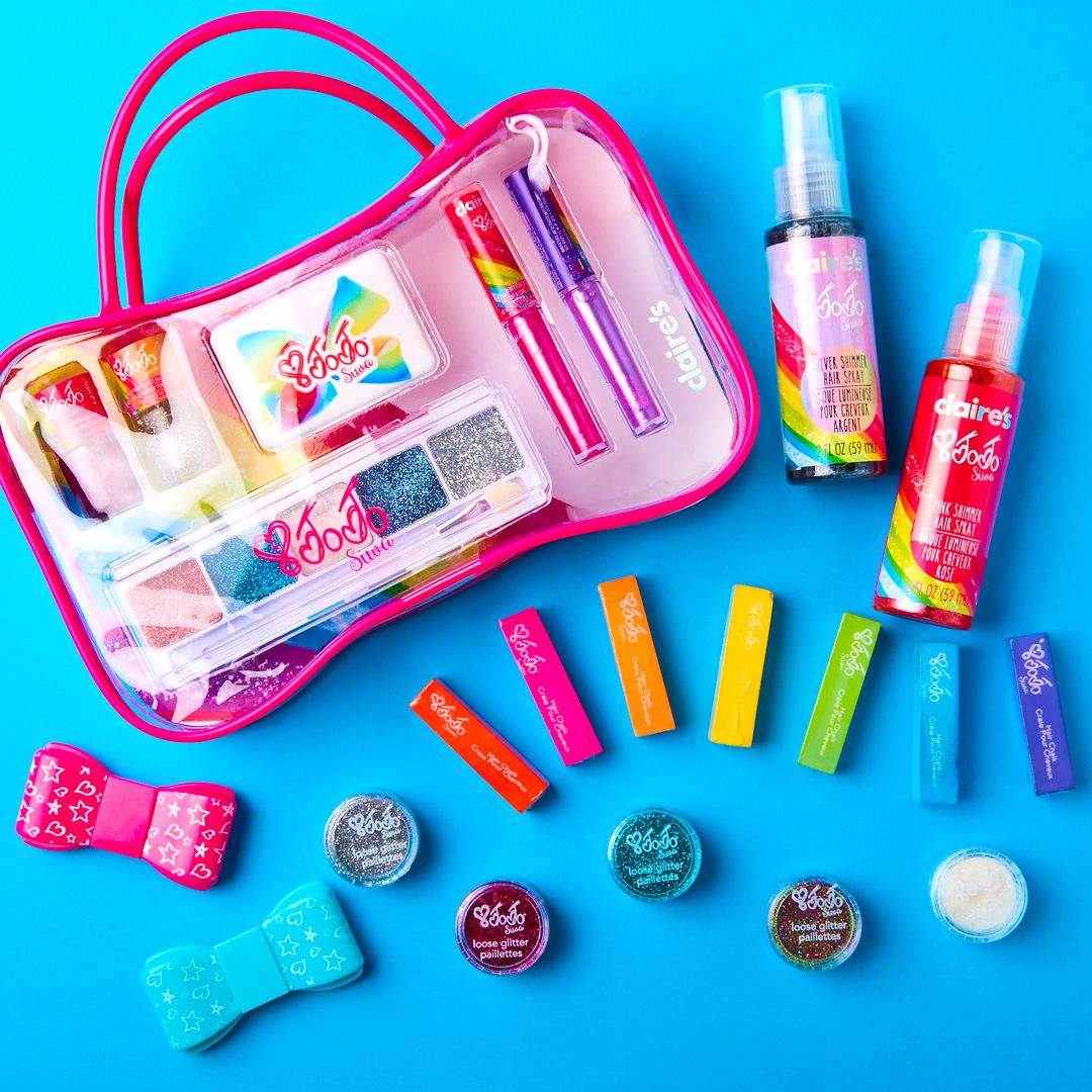 Check Out The Jojo Siwa Collection At Claires Jojo Siwa