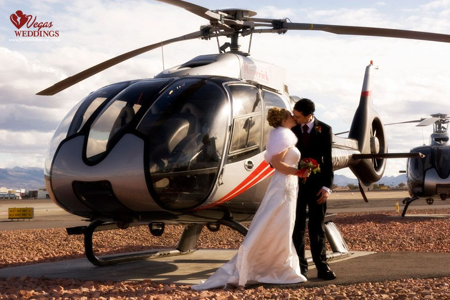 Las Vegas Helicopter Weddings Image