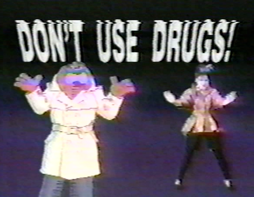 Just Say No To Drugs Meme