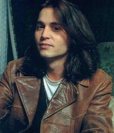 Johnny with long hair♥♥♥ - johnny-depp Photo