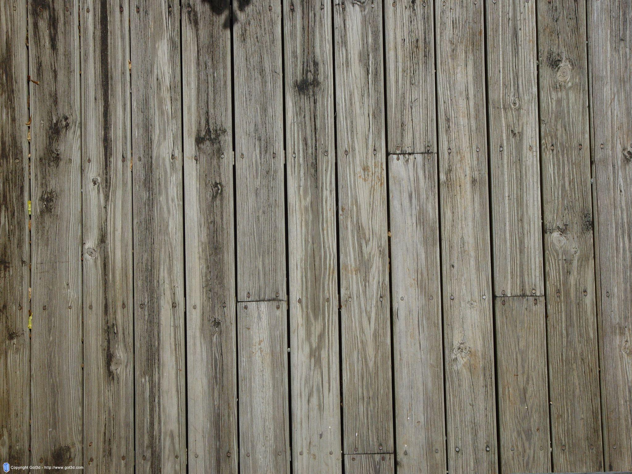 Wood Plank Pattern Textuur Patio Free