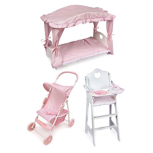 For Thier New Dolls With Images Baby Doll Furniture Baby