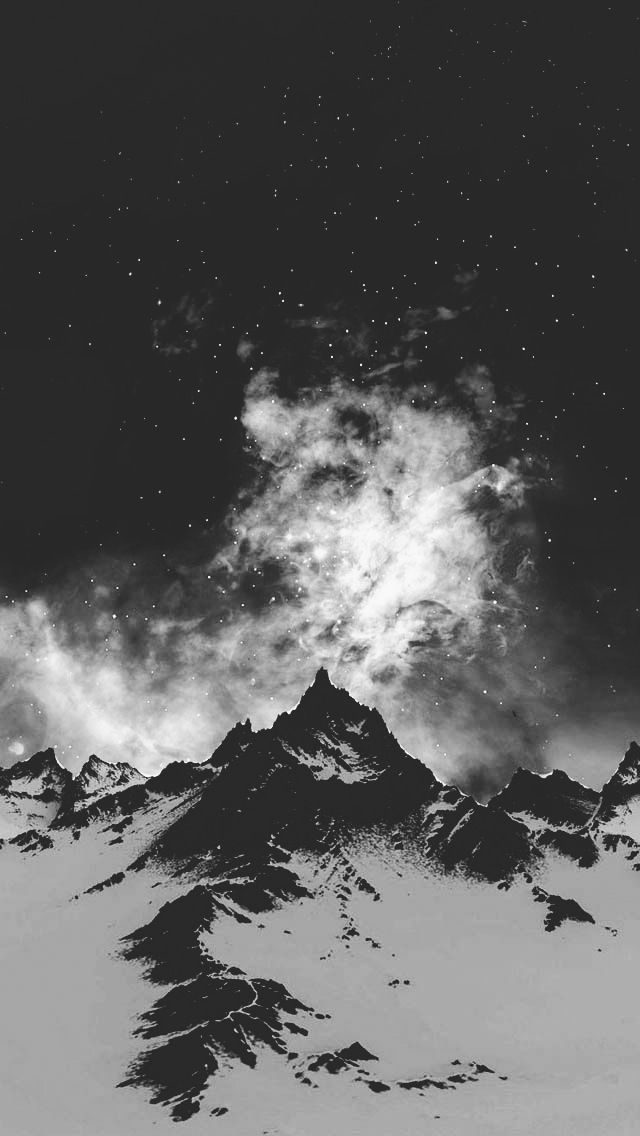 Tap And Get The Free App Art Creative Black White Sky