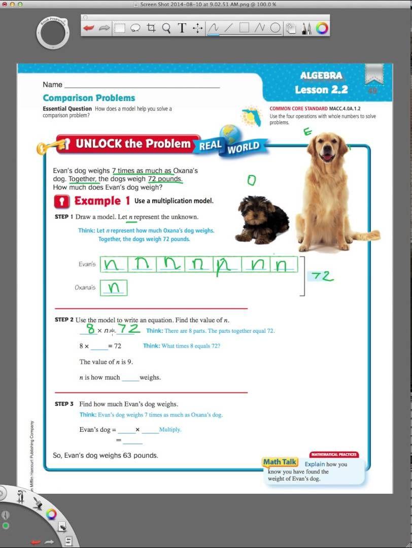 Go Math 4th grade lesson 1.2   Go Math 4th Grade   Pinterest   Math