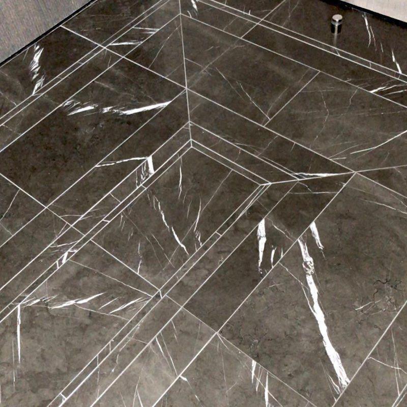 Obsessed With Our Custom Designed Foyer Marble Pattern Emdesign Emdesigninc Marble Greysto Flooring Ceramic Tile Floor Bathroom Bathroom Floor Tiles