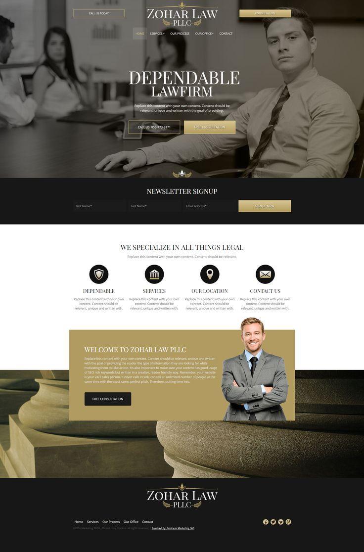 Lawyer Web Site Design Legislation Agency Web Site Design By