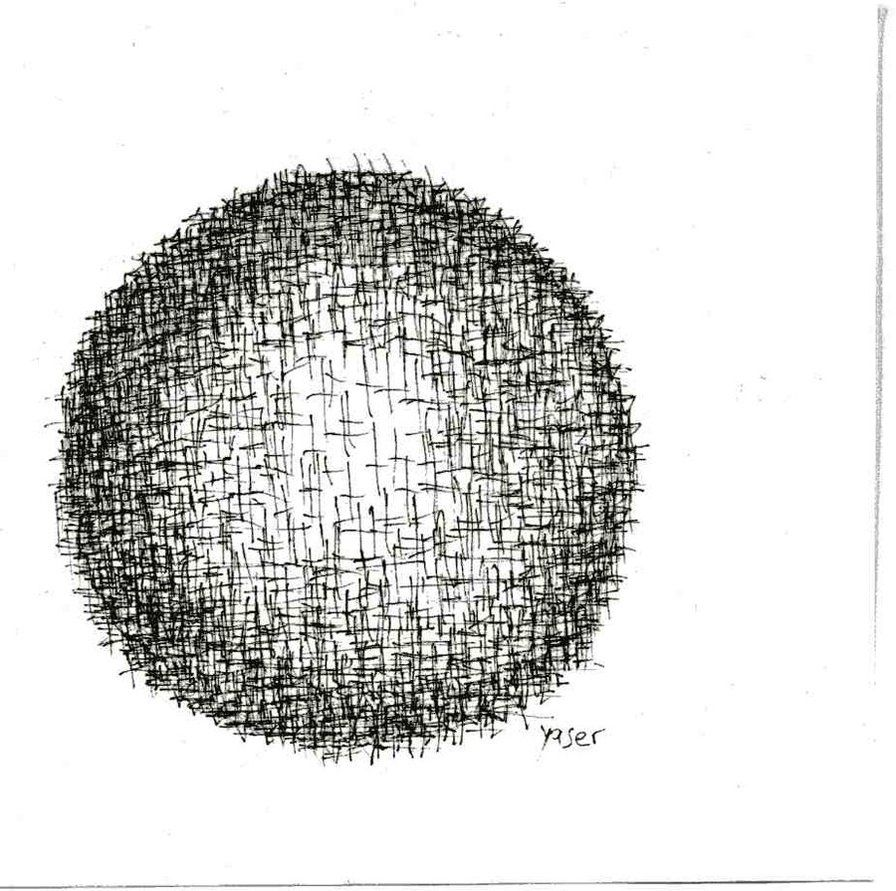 another circle to make me happy sphere by i am yaser art