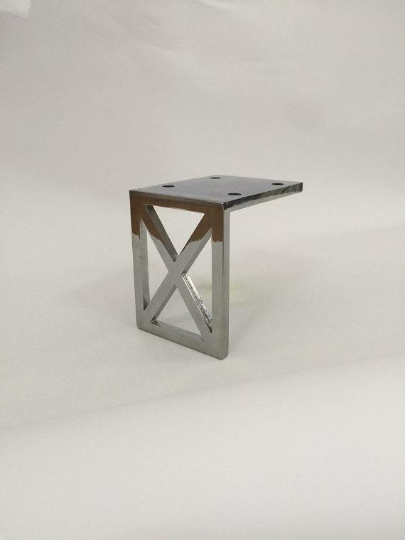Furniture Legs Chrome sofa leg, coffee table leg, love seat leg, metal leg, stainless