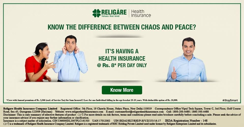 Best Medical Insurance Company In India
