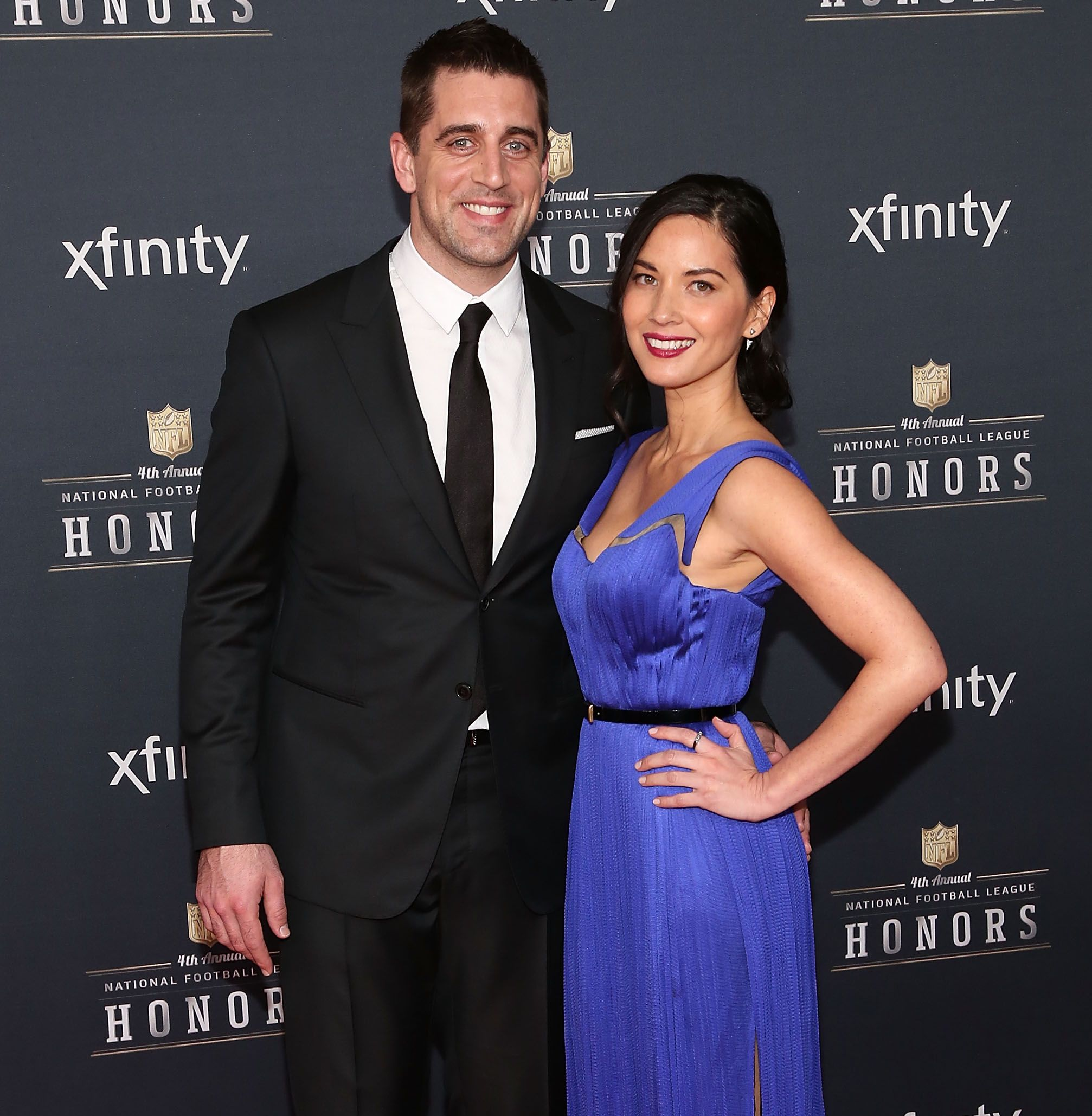 Aaron Rodgers Is Opening Up A Little About His Spring Split From Olivia Munn Nbsp Deportes Twitter