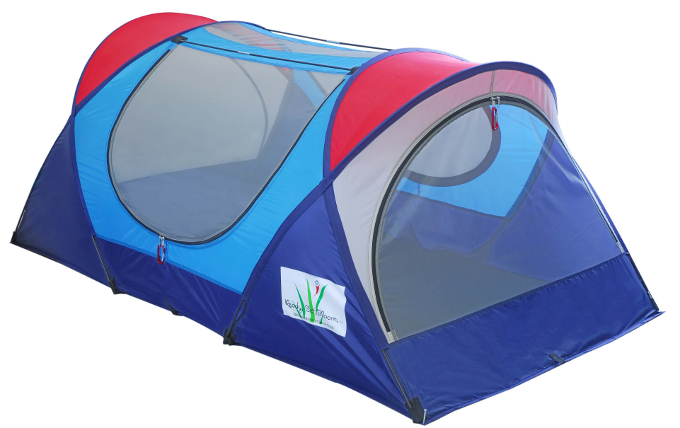 Nickel Bed Tents are designed to fit standard twin-sized mattresses. The mattress fits  sc 1 st  Pinterest & Nickel Bed Tents are designed to fit standard twin-sized ...