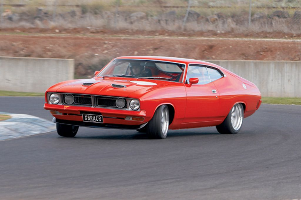 1974 Ford Falcon Xb Coupe Photo Courtesy Hot Rod Full Image