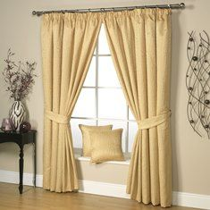 How To Arrange Curtains