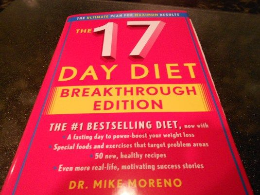 The 17 day diet breakthrough edition reviews
