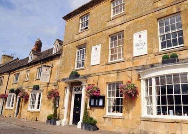 Kings Hotel Chipping Campden The Cotswolds A Quality Clic British