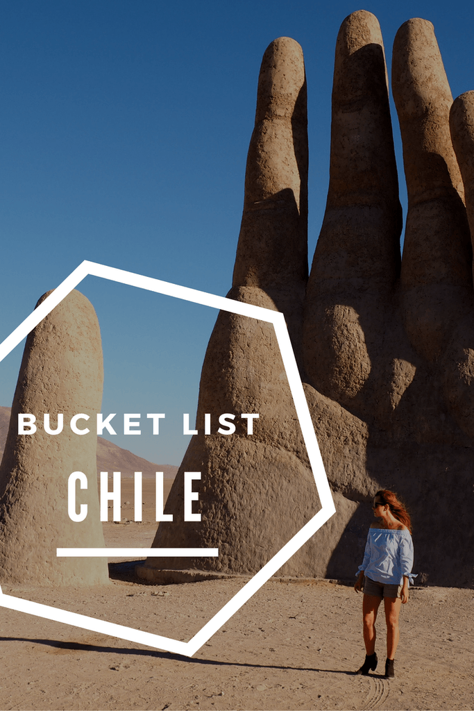 South America Map Chile%0A Chilean bucket list  What to see and do in Chile  Visit ChileSouth America