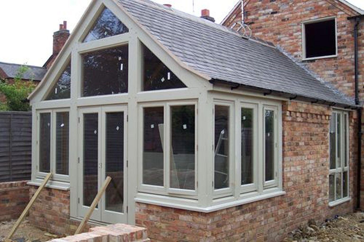 Conservatory Windows Ideas 12 #extensionideas