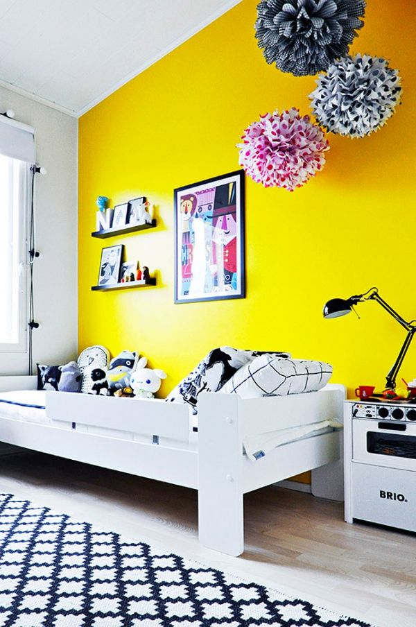Bright and cute kid's room » Adorable Home