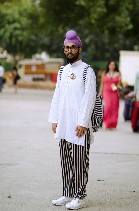 d66187e2f57b street style delhi india. street style delhi india Indian Men Fashion ...