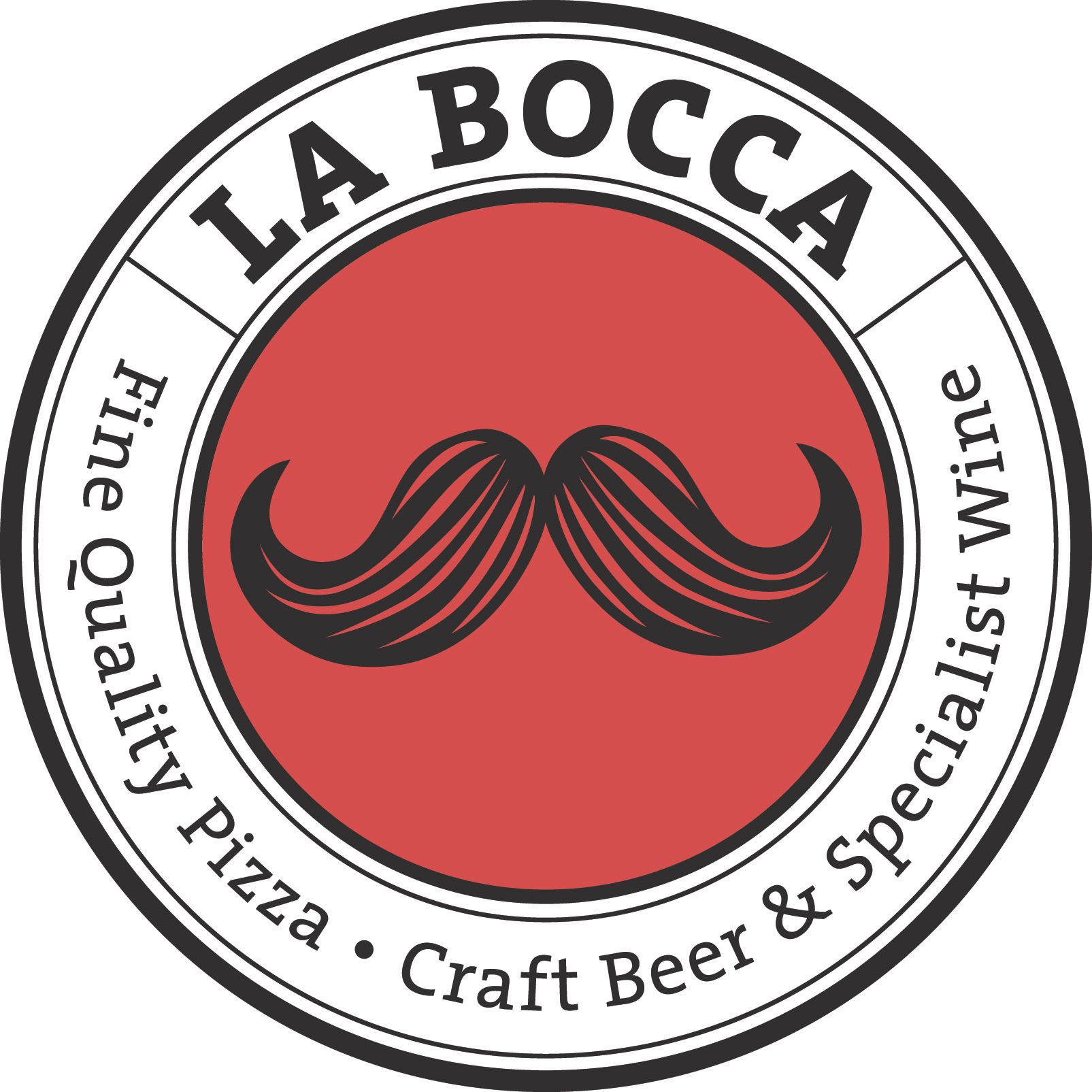 La Bocca Pizza Powered By Currumbin Pizza And Bottle Shop Logotip