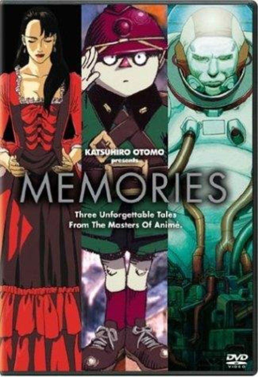 Memories katsuhiro otomo 1995 anime movie anime japones